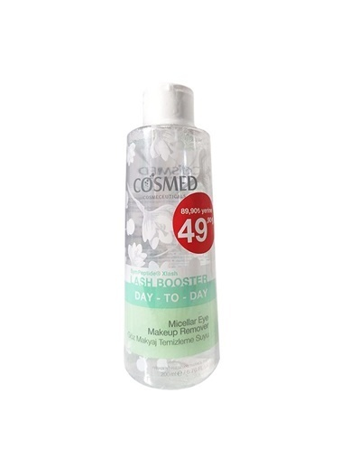 Cosmed Cosmed Day-To-Day Micellar Eye Makeup Remover 200 Ml Renksiz